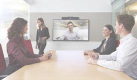 Skærme til møderum