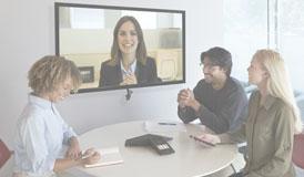 Videokonferenceudstyr til møderum